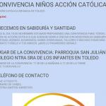 Cartel Convivencia ACG de Toledo