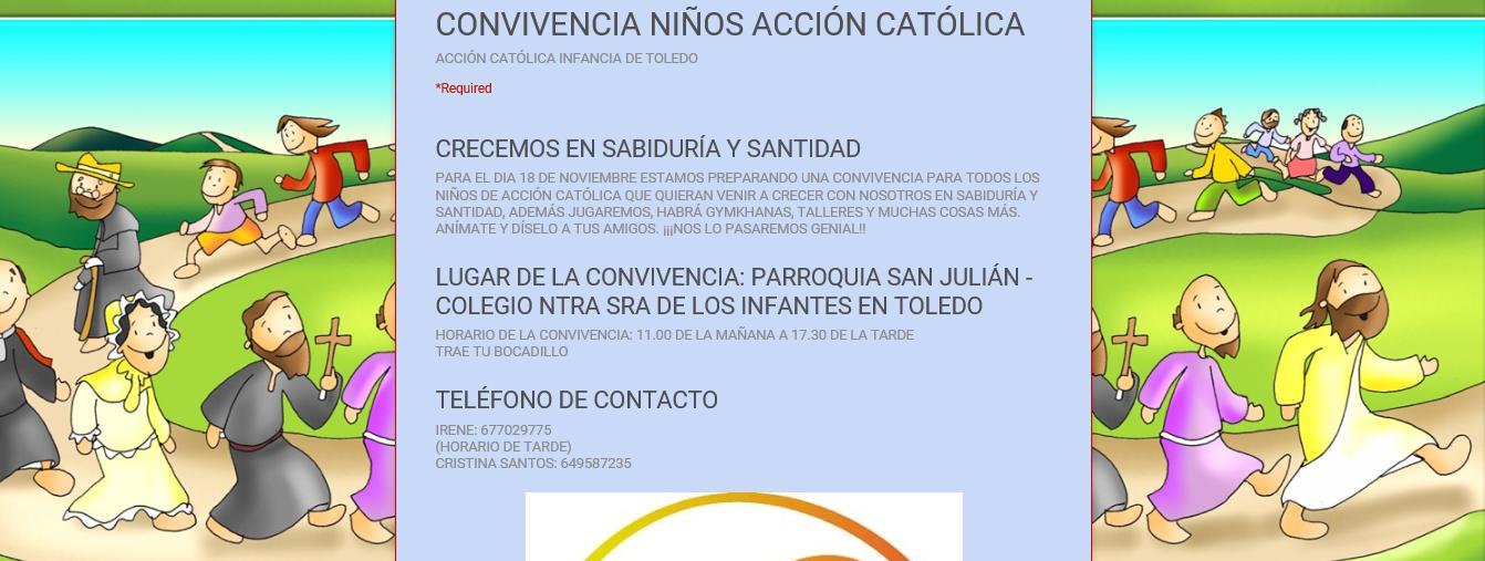 Cartel ACG de Toledo