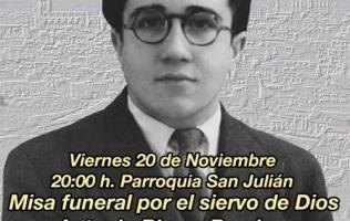 Funeral Aniversario Siervo de Dios Antonio Rivera Ramírez