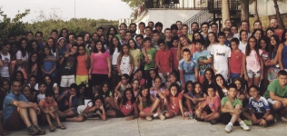 Campamento de niños 2015 #SoydeJesús