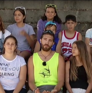 Campamento de verano de ACG 2016: Los Monitores