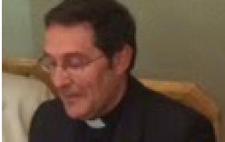 Despedida como Consiliario de D. Fernando González Espuela