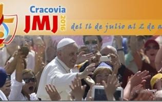 Abierto plazo de inscripción para la JMJ Cracovia 2016