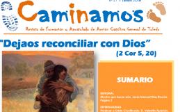Revista CAMINAMOS nº 27. Febrero 2018. Acción Católica General de Toledo