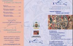 CURSO PASTORAL 2015-2016. POLIS