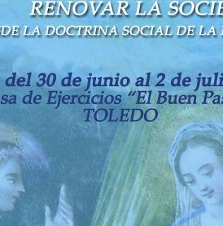 III CURSO DE VERANO 2017. RENOVAR LA SOCIEDAD DESDE LA DSI