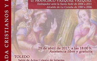 CONFERENCIA-COLOQUIO: «Testimonio de un cristiano en la política española»