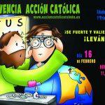 Cartel Convivencia Acción Católica Toledo