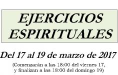 Ejercicios Espirituales Internos ACG de Toledo