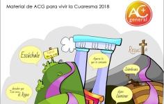 MATERIAL PREPARACIÓN DE LA CUARESMA